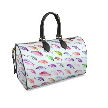 Tropical Fish Collection Duffle Bag