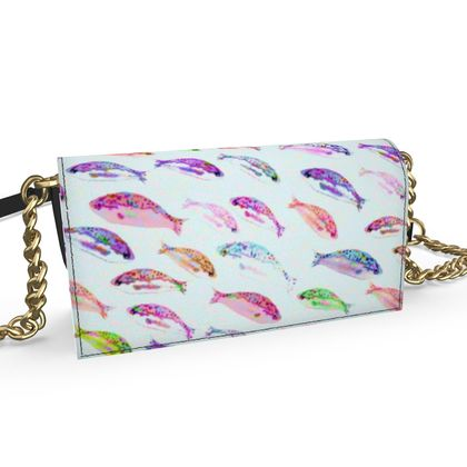 Tropical Fish Collection Oana Evening Bag