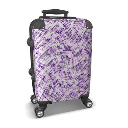 Suitcase - Petri Family Purple Remix