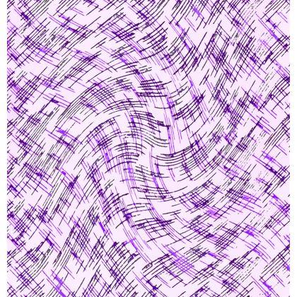 Luggage Strap - Petri Family Purple Remix