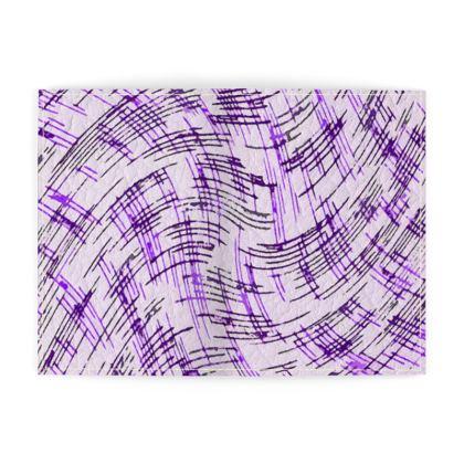 Passport Cover - Petri Family Purple Remix