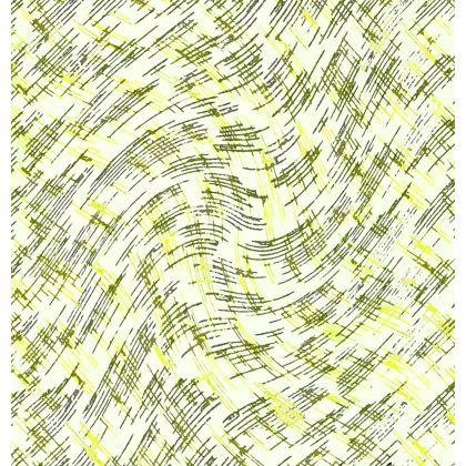 Neck Pillow - Petri Family Yellow Remix