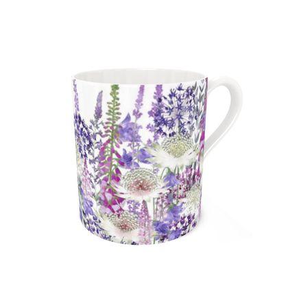 Bone China Mug - Garden of Wonder