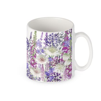 Ceramic Mug - Garden of Wonder