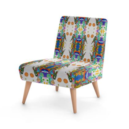 Pop Colourfull Elisavet in Space Occasional Chair