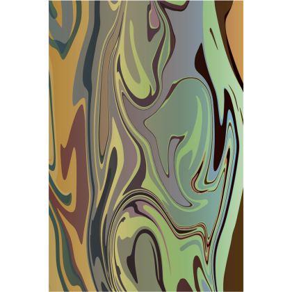 Towels - Marble Rainbow 2