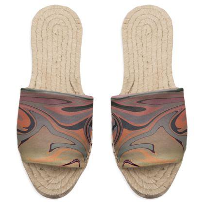Sandal Espadrilles - Marble Rainbow 3