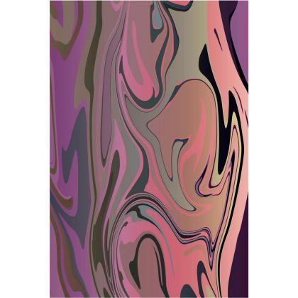 Towels - Marble Rainbow 4