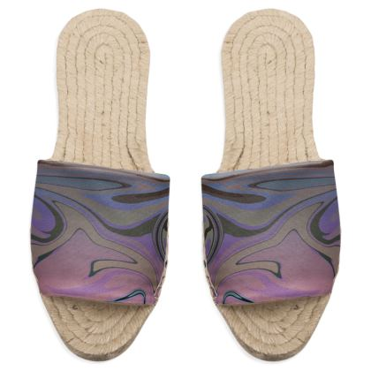 Sandal Espadrilles - Marble Rainbow 5