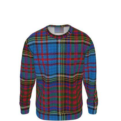 Anderson Clan Tartan Sweatshirt