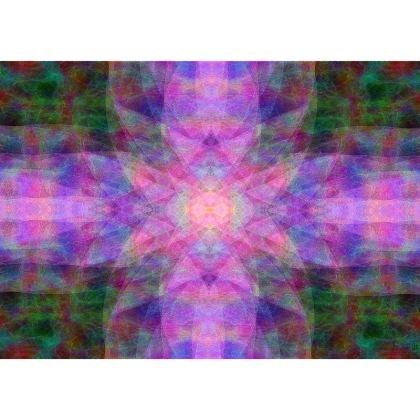 Galadriel's Cross Cushion/Throw-Pillow