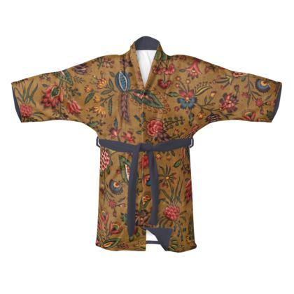 Traditional Silk Kimono The Conquecigrues