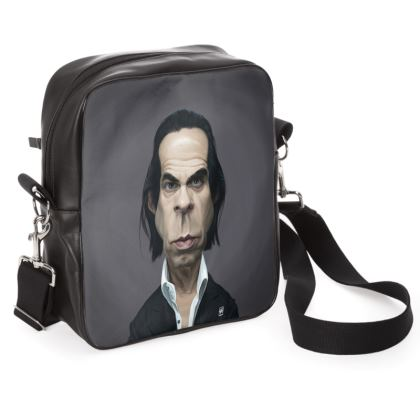 Nick Cave Shoulder Bag