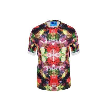 Full Spectrum Kaleidoscope Unisex T Shirt