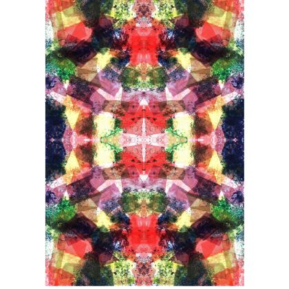 Full Spectrum Kaleidoscope Unisex T Shirt