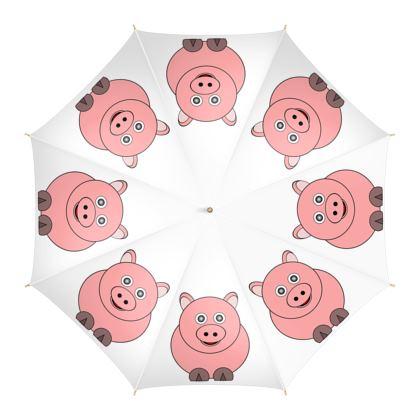 Umbrella Pigs