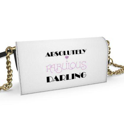 Oana Evening Bag - Absolutely Fabulous Darling - ABFAB 2