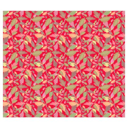 Red leaves Roller Blinds  Cathedral Leaves  Muse