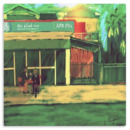 Beach Town Cafe Blues