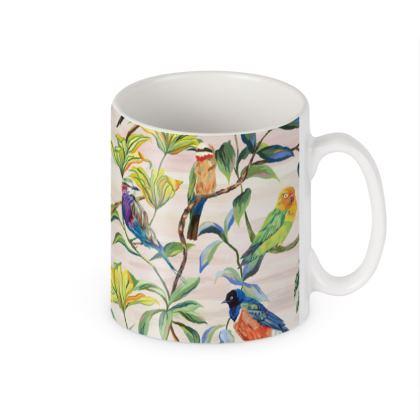 Paradise Birds Mug