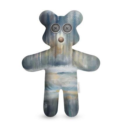 Melting Snow Teddy Bear