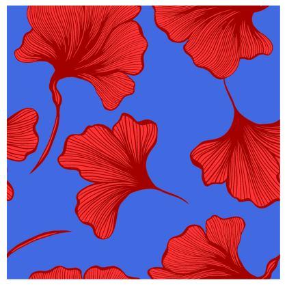Kimono Ginko blau