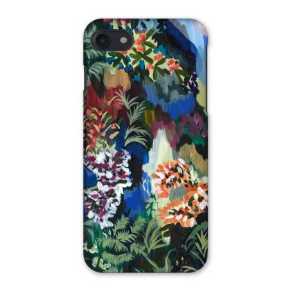 Abstract Jungle iPhone 7 Case