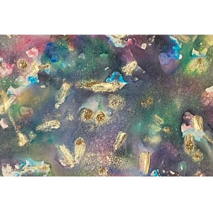 Cosmic Fabric Placemats