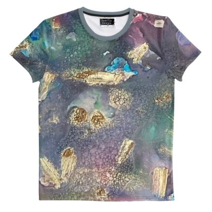 Cosmic All Over Print T Shirt