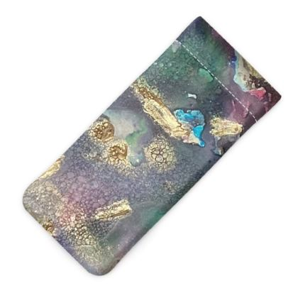 Cosmic Glasses Pouch