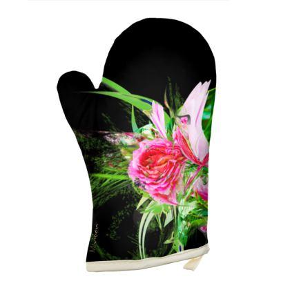 Oven Glove - Grytvante - Pastells Black