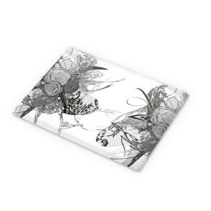 Cutting Boards - Skärbräda - 50 Shades of Lace Grey White