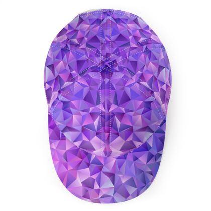 Baseball Cap - Purple Prism