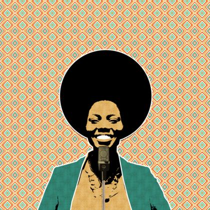 Luggage Tag Soul Diva
