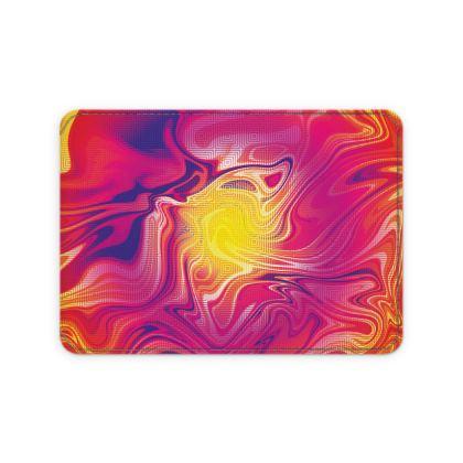 Card Holder - Eye of the Marble Sun 1