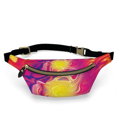 Fanny Pack - Eye of the Marble Sun 1