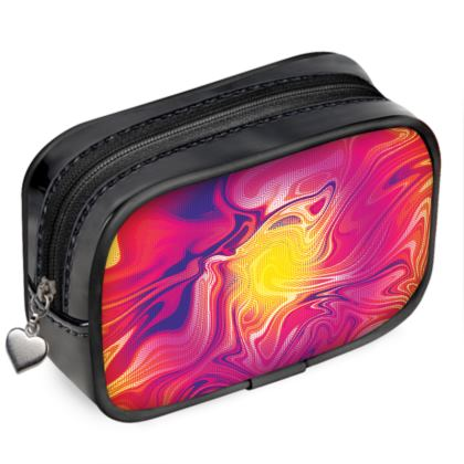 Pouch Purse - Eye of the Marble Sun 1