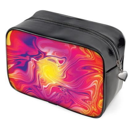 Wash Bags - Eye of the Marble Sun 1