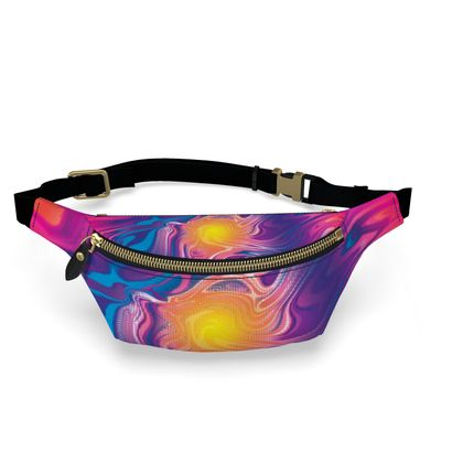 Fanny Pack - Eye of the Marble Sun 2