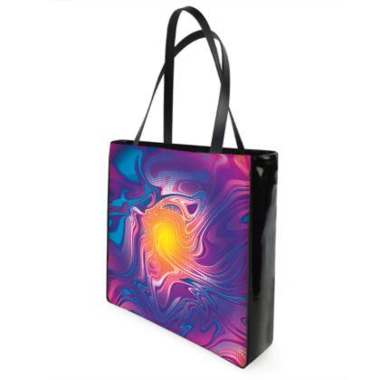 Shopper Bags - Eye of the Marble Sun 2