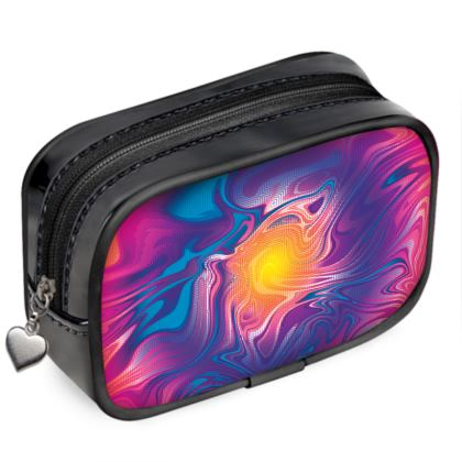 Pouch Purse - Eye of the Marble Sun 2