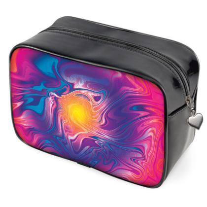 Wash Bags - Eye of the Marble Sun 2
