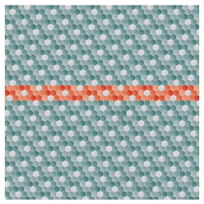 Espadrilles The Red Line