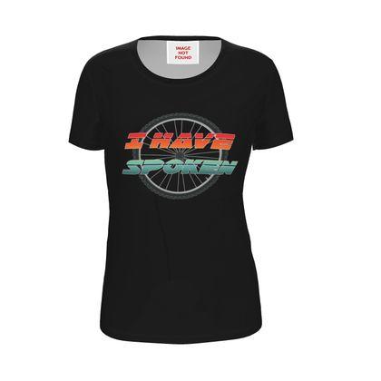 Ladies T Shirt - I Have Spoken 2