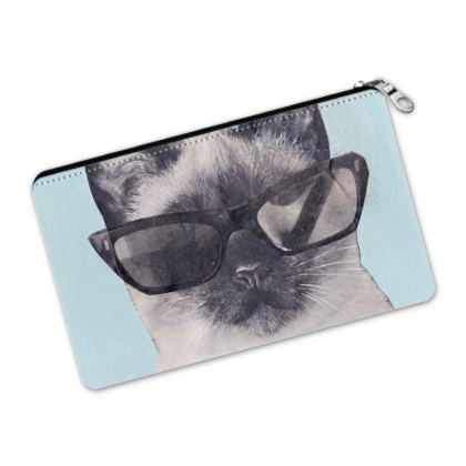 Cool Cat Pencil Case