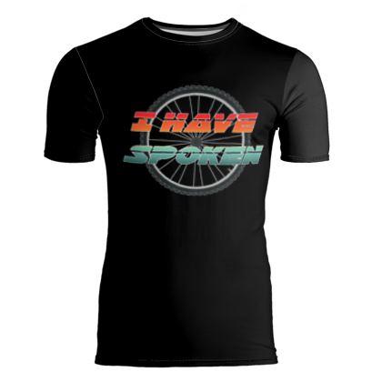 Slim Fit Mens T-Shirt - I Have Spoken 2