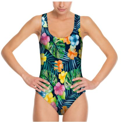 Tropic Petals Swimsuit