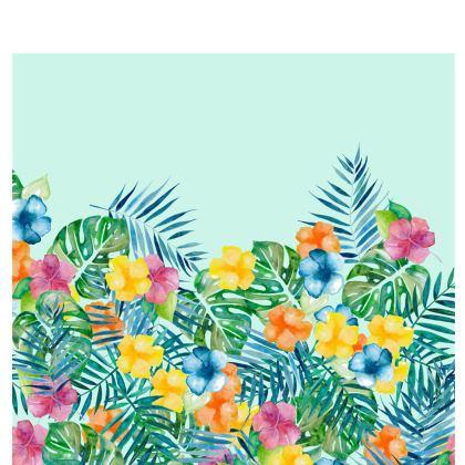 Tropical Fall Kimono