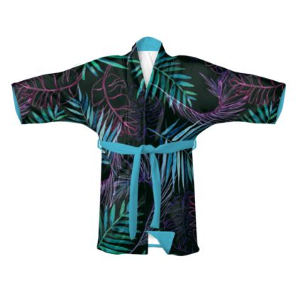 Glow Jungle Kimono