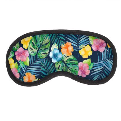 Tropic Petals Eye Mask